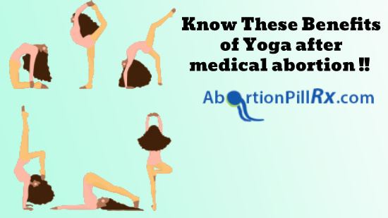 Know These Benefits of Yoga After Medical Abortion