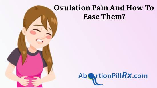 Ovulation pain and how to ease them