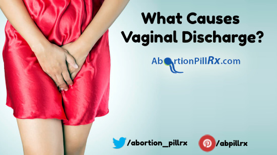 What causes vaginal discharge