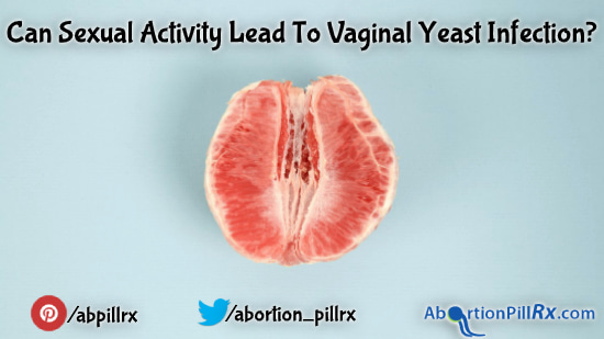 Can-Sexual-Activity-Lead-To-Vaginal-Yeast-Infection